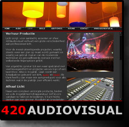 www.420audiovisual.nl